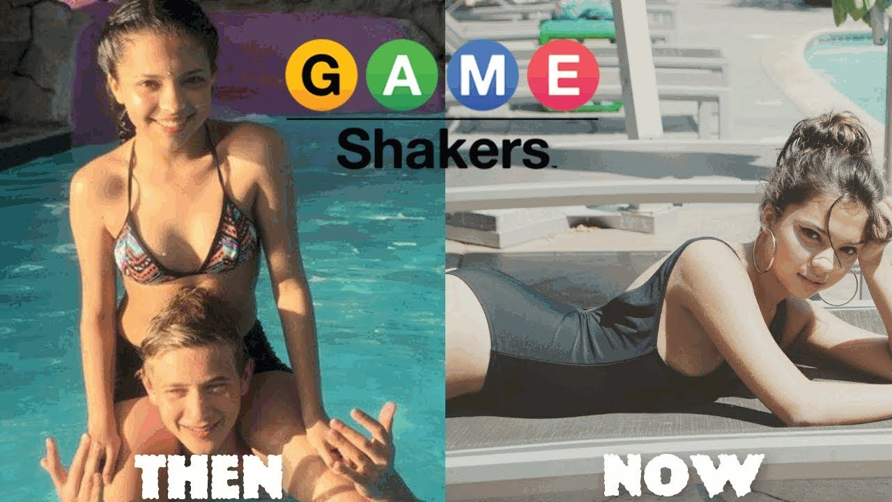 Game Shakers | Full Cast & Crew | Then and Now