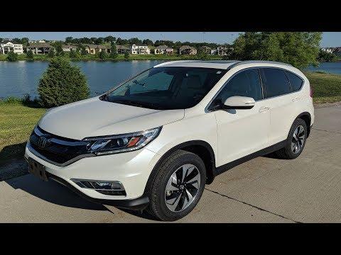 2015 Honda CRV Review | A Jack of All Trades?