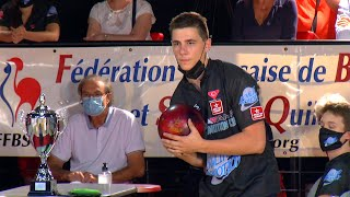 Bowling - 2020 Bowling Pro-Motion Tour (Match n°2/25 Valentin Saulnier VS Lucas Sauvetre)