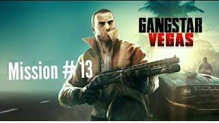 Gangster 4: Vegas Walkthrough Mission # 13 -  Vaulting (HD)