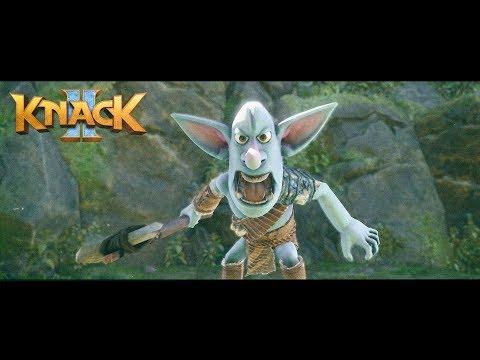 KNACK 2 / Le film d'animation complet en francais