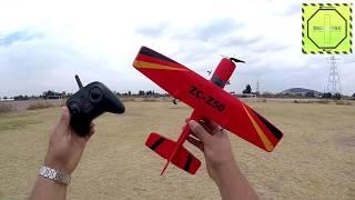 Avión de RC para aprender a volar Z50 | DRONEPEDIA