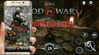 How To  nstall God Of War 4 Game 150MB Apk And Obb For Android