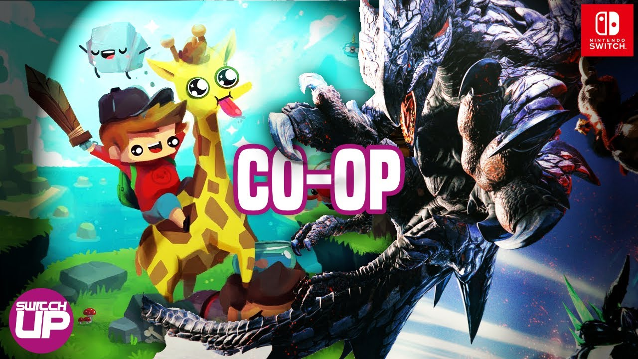 New 10 Best Nintendo Switch Co Op Games 2019 Youtube