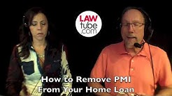 How to remove PMI for mortgage