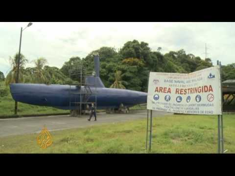 Colombia drug cartels utilising submarines