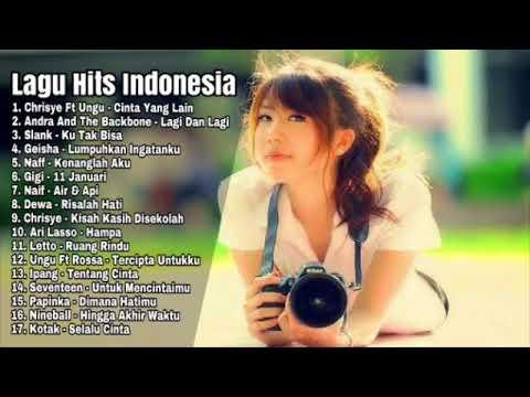 Lagu Hits Indonesia Yang Tak Pernah Bosan Didengar & Dinyanyikan