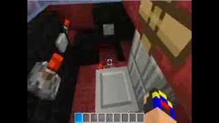 Mazinger Z in Mincraft