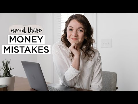 7 Money MISTAKES To Avoid In Your 20's (+ What You Should Be Doing INSTEAD)