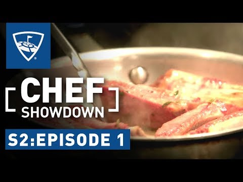 Chef Showdown | Season 2: Episode 1 | Topgolf