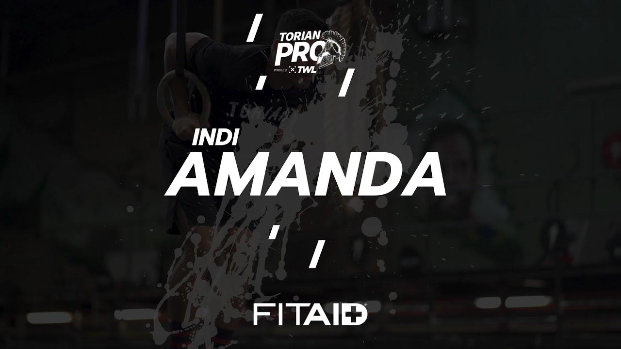 Amanda - Individual Masters / Teens