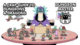 A Crap Guide to D&D [5th Edition] - Dungeon Master