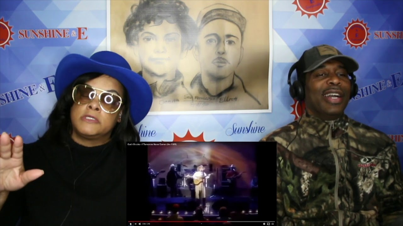 Week of Garth Brooks - If Tomorrow Never Comes ( Day 2 ) | REACTION
