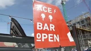 Happy Hour at Ace Eat Serve Patio