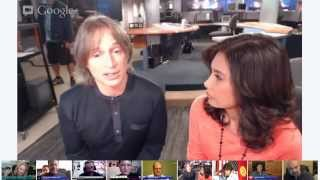 MyFOXLA Google+ Hangout: Robert Carlyle Talks California Solo & Once Upon A Time