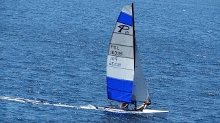 Prindle 16 Catamaran Sailing Reacher - Pula Croatia 2016 Stoja Camp