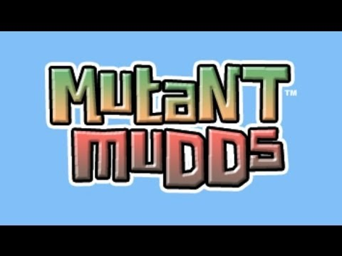 Think Fast: Muddy (Mutant Mudds Deluxe) |