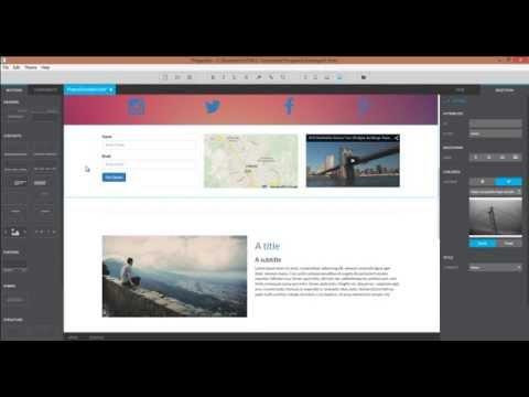 Free Responsive Website Building Softwares