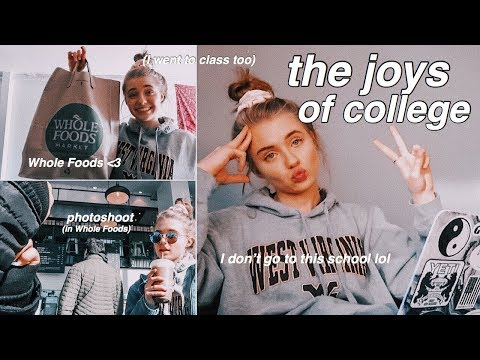 a couple days in my life (COLLEGE VLOG)