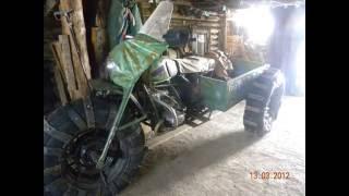 Каракат на базе Урала)))(, 2012-03-15T14:01:20.000Z)