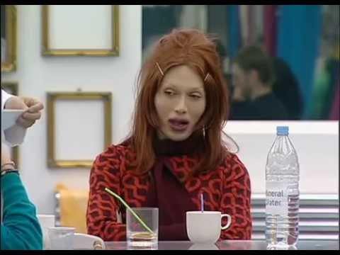 Celebrity Big Brother 2005 - Day 7. - YouTube