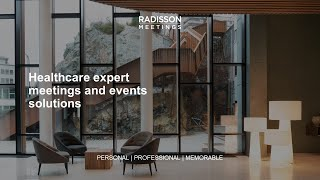 Healthcare Venues | Radisson Meetings