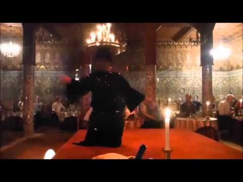 Candle Belly Dancer in Marrakech Morocco