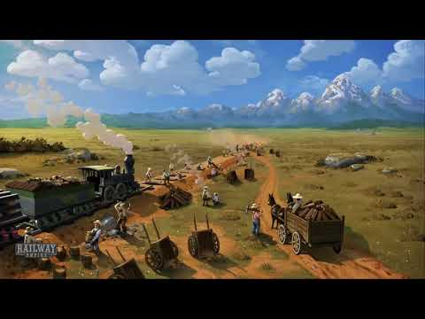 Railway Empire Scenario - Gone with the Headwind Part 1