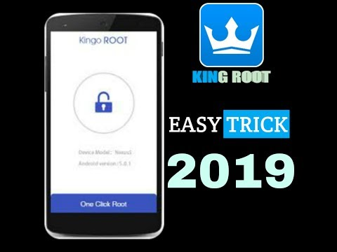 How to root your device|Easy trick|2019