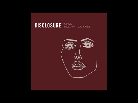 Disclosure - Carnival (Full EP)
