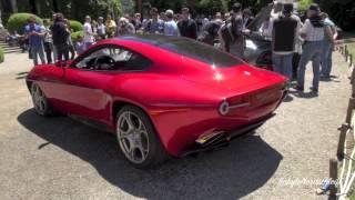 Alfa Romeo Disco Volante Sound