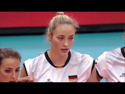 Women's VNL 2018: Korea v Germany - Full Match (Week 2, Match 28)