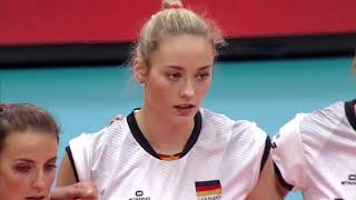 Women's VNL 2018: Korea v Germany - Full Match (Week 2, Match 28)