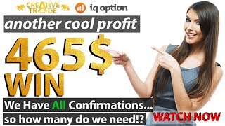 IQ Option Profit Real Account All Signals Confirmations How Many Do We Need Digital Options Method
