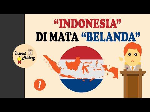 Perjuangan Meraih Kemerdekaan: Indonesia Di Mata Belanda (Part 1)