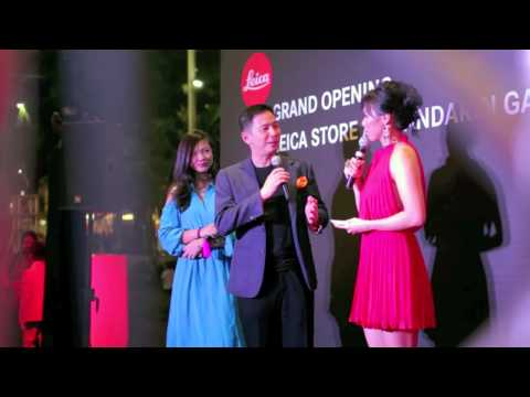 Leica Store Mandarin Gallery grand opening