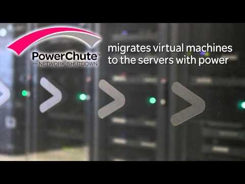 PowerChute Network Shutdown v4 3 for VMware - VMware