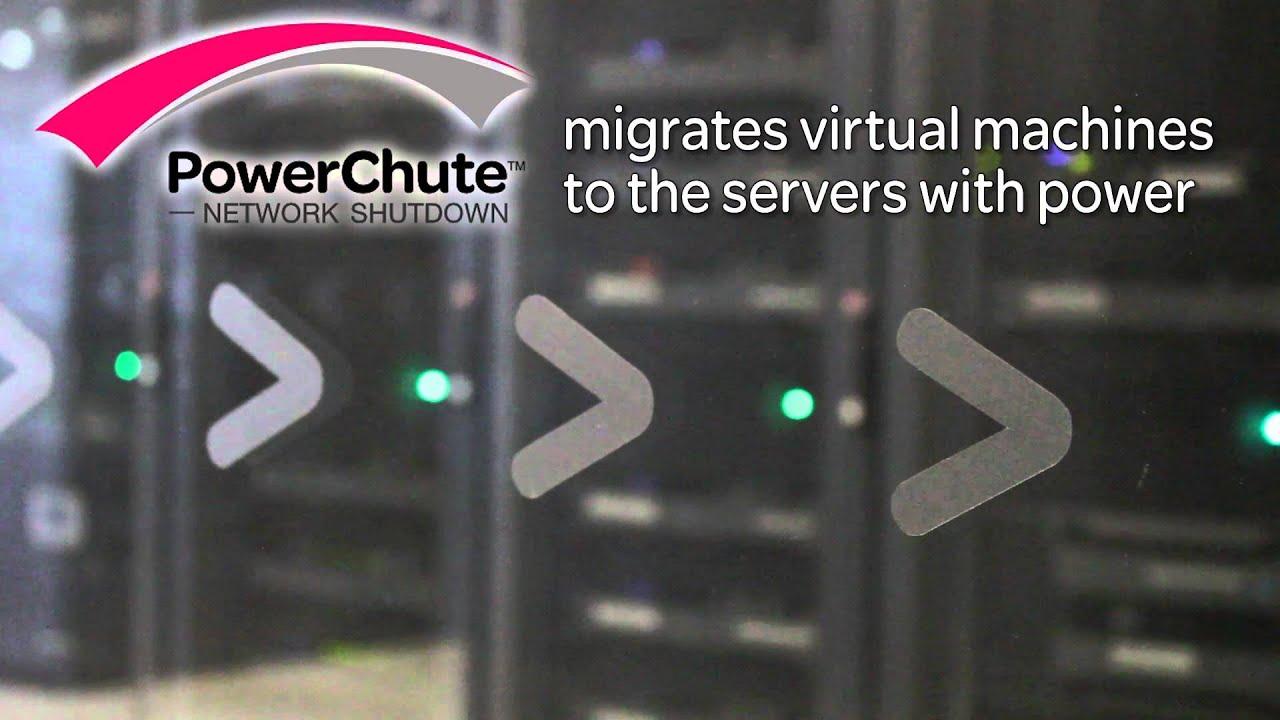 PowerChute Network Shutdown v4 3 for VMware - VMware Solution Exchange