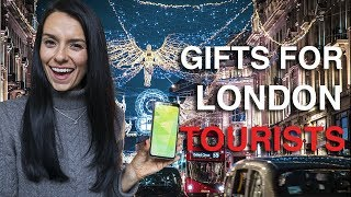 Best Gifts For London Tourists Visiting In 2020 🎄| London Gift Guide | Love And London