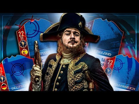 FIFA 18 | BATTLESHIP WAGER WM SPECIAL 😱 | World Cup Ultimate Team 🔥