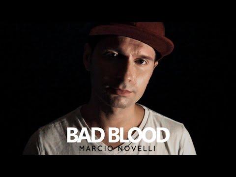 Bad Blood - Taylor Swift (ft. Kendrick Lamar) | Marcio Novelli Cover