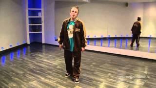 Илья Вяльцев - урок 3: видео уроки танцев хип хоп