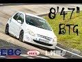Peugeot 307 XS 2.0i 16v Under 9' - Fastest Lap 8:47 BTG Nürburgring Nordschleife