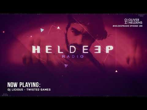 Oliver Heldens - Heldeep Radio #199