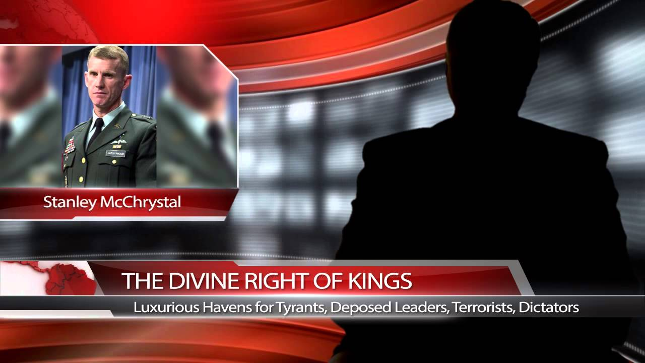 THE DIVINE RIGHT OF KINGS- SteveTalks.tv