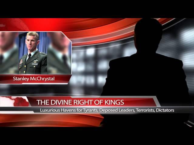 THE DIVINE RIGHT OF KINGS- SteveTalks.tv