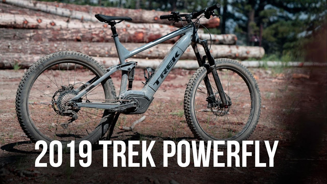 Trek Launches the New Powerfly - The Loam Wolf