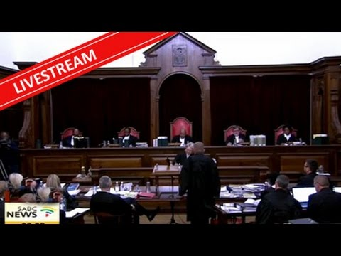 Judgement in Oscar Pistorius appeal court case
