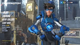 overwatch i5 3570 gtx 1050 game play test ultra settings 60fps monitor 60hz