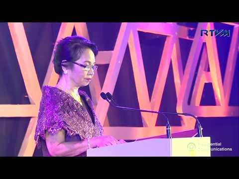 Opening Remarks of Congresswoman Gloria Macapagal-Arroyo 11/11/2017